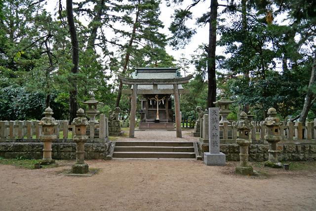 縁結びの天橋立神社