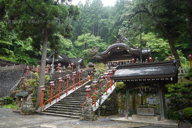 綾部 若宮神社の拝殿