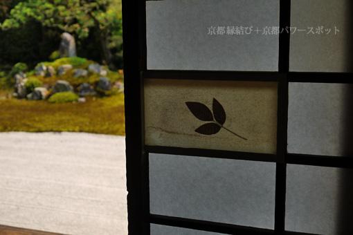 芬陀院東福寺の新緑