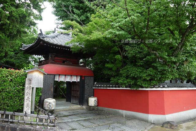 長建寺の竜宮門
