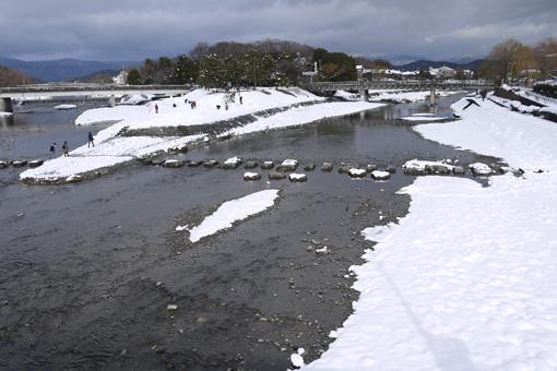 長徳寺の雪景色
