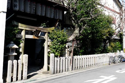松原道祖神社