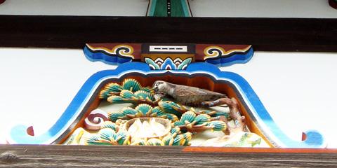 御香宮神社拝殿