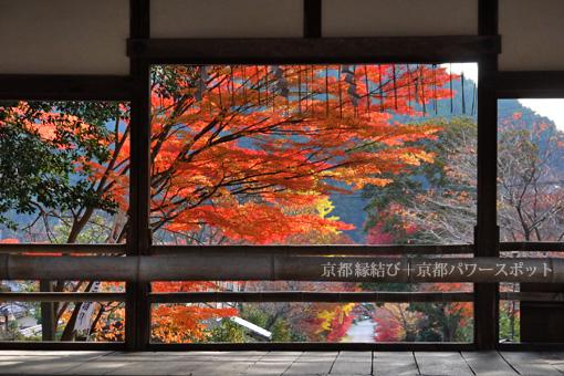 平岡八幡宮の紅葉