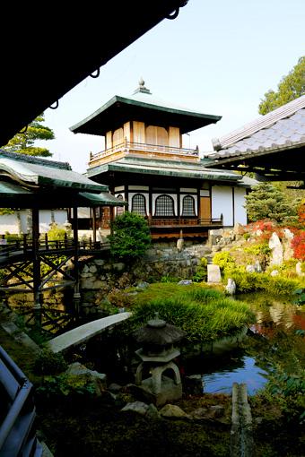 大徳寺芳春院