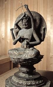 神童寺 愛染明王