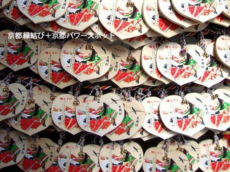 上賀茂神社の絵馬