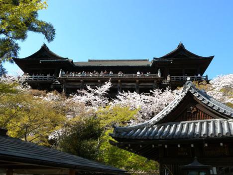 清水寺の春