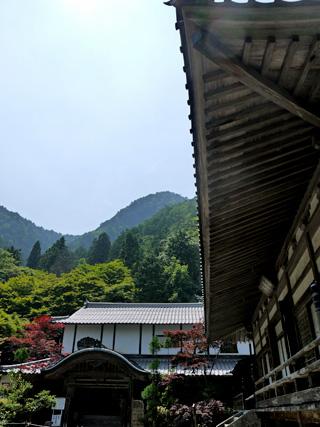 古知谷阿弥陀寺本堂