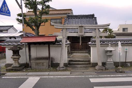 松本神社は嵐ファンの聖地