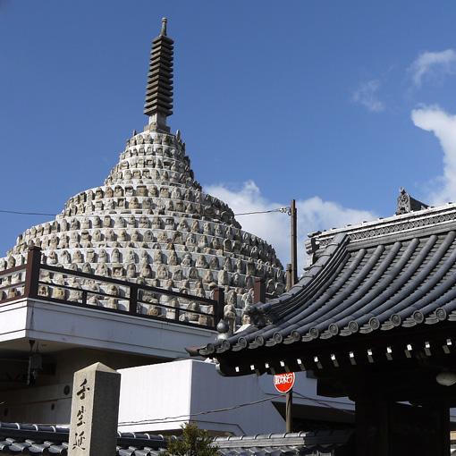 壬生寺の節分