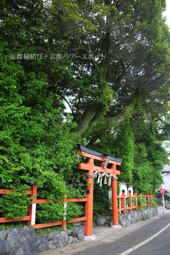 西賀茂 大将軍神社