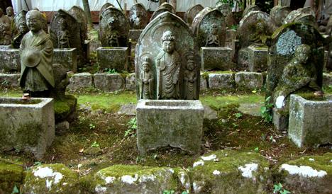 赤山禅院十六羅漢