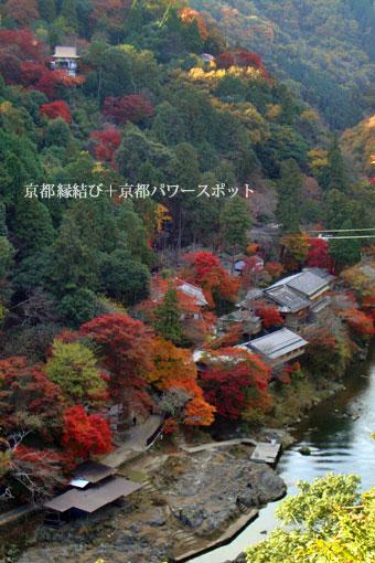 大悲閣千光寺と星のや京都