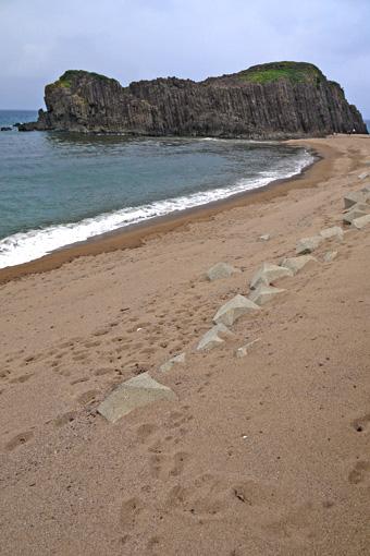 丹後 立岩
