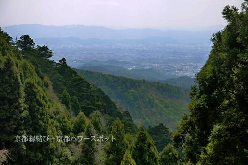 月輪寺からの眺望