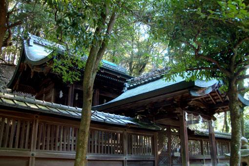 宇治の白山神社