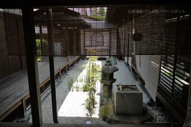 大徳寺 瑞峯院の枯山水